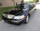 2008, Lincoln Town Car, Sedan Stretch Limo, DaBryan