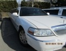 2004, Lincoln Town Car L, Sedan Stretch Limo, American Limousine Sales