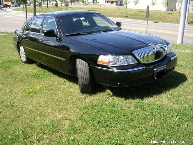Used 2005 Lincoln Town Car L Sedan Limo Depew New York 6 000