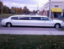 2000, Lincoln Town Car L, Sedan Stretch Limo