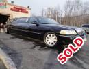 2006, Lincoln Town Car, Sedan Stretch Limo, Krystal