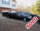 2008, Lincoln Town Car L, Sedan Stretch Limo, Royale