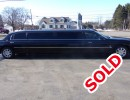 2009, Lincoln Town Car, Sedan Stretch Limo, Federal