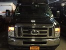 2011, Ford E-350, Van Limo, Turtle Top