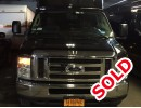 2011, Ford E-350, Van Executive Shuttle, Turtle Top
