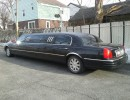2004, Lincoln Town Car, Sedan Stretch Limo, Accubuilt
