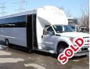 2012, Ford F-550, Mini Bus Shuttle / Tour, Tiffany Coachworks