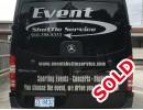 Used 2012 Mercedes-Benz Sprinter Van Shuttle / Tour Midwest Automotive Designs - Wilmington, North Carolina    - $58,000