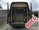 Used 2012 Mercedes-Benz Sprinter Van Shuttle / Tour Midwest Automotive Designs - Wilmington, North Carolina    - $58,000