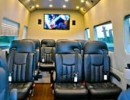2012, Mercedes-Benz Sprinter, Van Limo