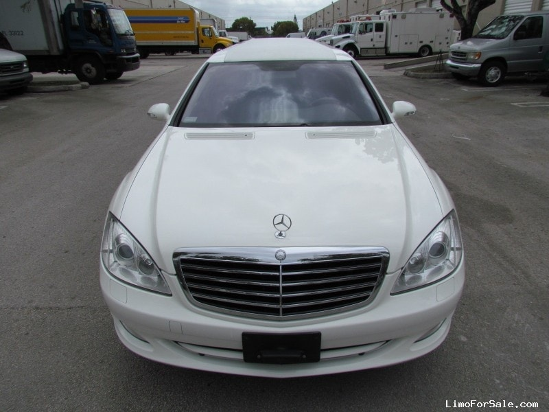 new 2008 mercedes benz s class sedan stretch limo lime lite coach works weston florida. Black Bedroom Furniture Sets. Home Design Ideas