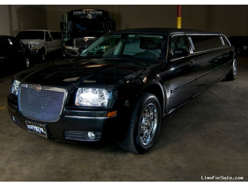 Used 2007 Chrysler 300 Sedan Stretch Limo Krystal - Escondido, California - $18,500