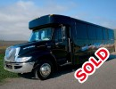 2008, International 3200, Mini Bus Limo, Westwind