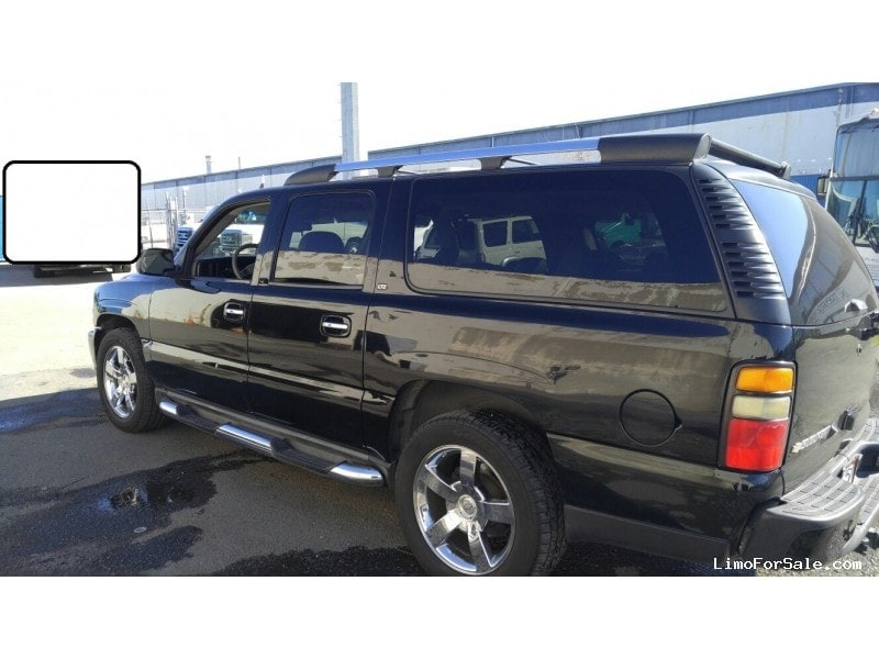 used 2006 chevrolet suburban suv limo west sacramento california 6 000 limo for sale. Black Bedroom Furniture Sets. Home Design Ideas