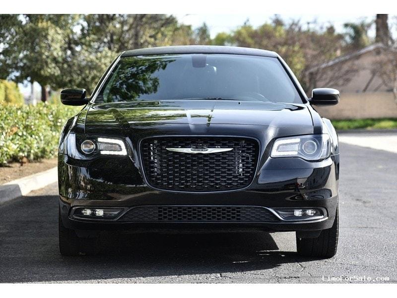 New 2015 Chrysler 300 Sedan Stretch Limo  Ontario California