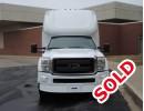 New 2015 Ford F-550 Mini Bus Shuttle / Tour Executive Coach Builders - Kankakee, Illinois - $94,950