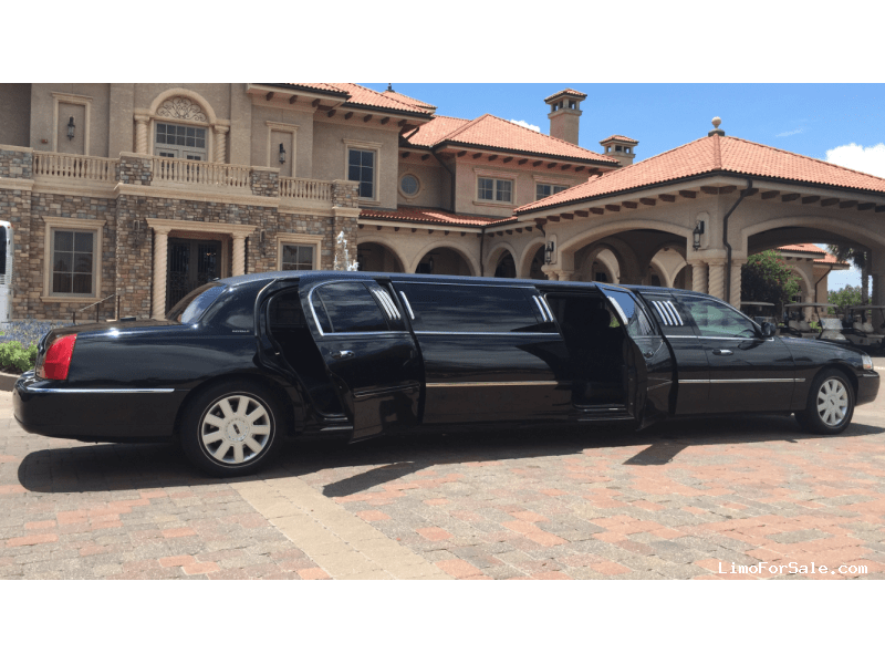 Used 2005 Lincoln Town Car L Sedan Stretch Limo Royal Coach Builders - jacksonville, Florida - $10,500