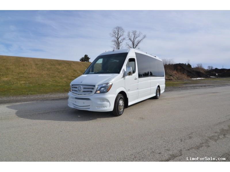 New 2015 Mercedes-Benz Sprinter Mini Bus Shuttle / Tour  - North East, Pennsylvania - $114,900