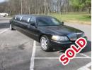 2006, Lincoln Town Car, Sedan Stretch Limo, Royal Coach Builders