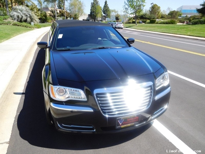 Used 2013 Chrysler 300 Sedan Stretch Limo Specialty Vehicle Group - Anaheim, California - $38,900