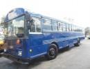 2001, Blue Bird LTC-40, Motorcoach Limo, Blue Bird