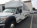 2013, Ford F-550, Motorcoach Shuttle / Tour