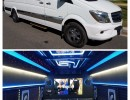 2016, Mercedes-Benz Sprinter, Van Limo, American Limousine Sales