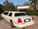 2007, Lincoln Town Car L, Sedan Stretch Limo, Springfield