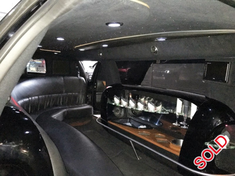 Used 2009 Ford F-550 Sedan Stretch Limo Krystal - West Chester, Ohio - $9,500