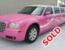 2007, Chrysler 300, Sedan Stretch Limo, S&R Coach