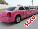 Used 2007 Chrysler 300 Sedan Stretch Limo S&R Coach - Cypress, Texas - $12,000