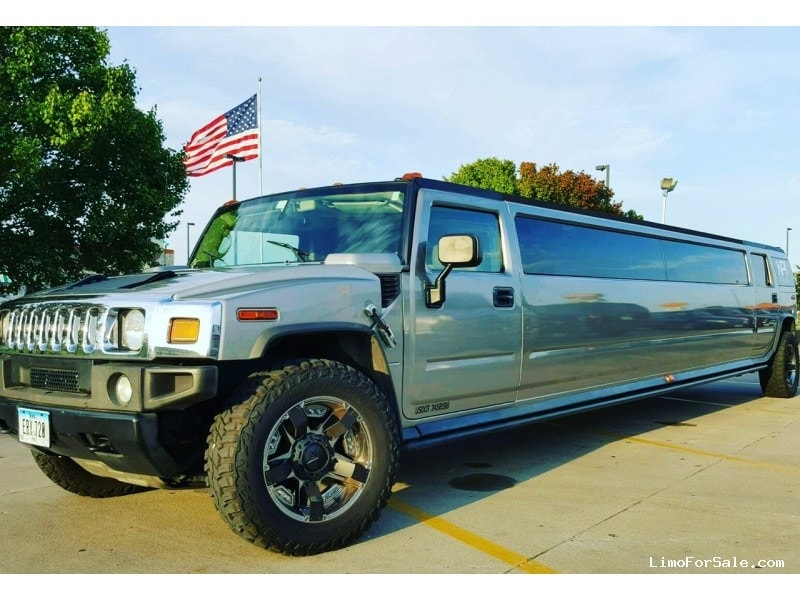 Used 2004 Hummer H2 SUV Stretch Limo  - urbandale, Iowa - $32,500