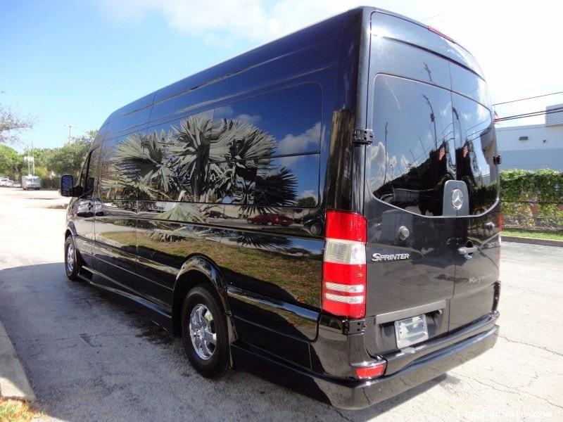 Used 2011 Mercedes-Benz Sprinter Van Limo Krystal - Westwood, New Jersey    - $57,000