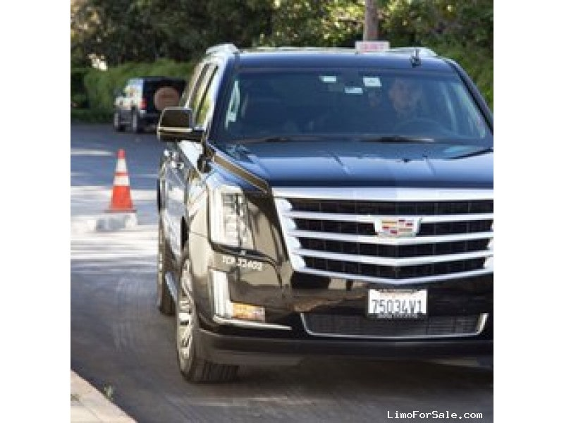 used 2016 cadillac escalade esv suv limo pleasanton california. Cars Review. Best American Auto & Cars Review