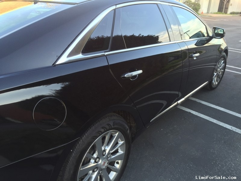 used 2014 cadillac xts limousine sedan limo torrance california 23 900 limo for sale. Black Bedroom Furniture Sets. Home Design Ideas