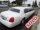 Used 2001 Lincoln Town Car Sedan Stretch Limo Krystal - Anaheim, California - $7,500