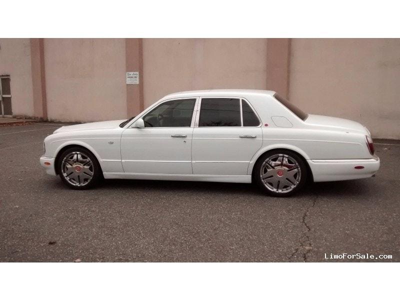 Used 2000 Bentley Arnage Sedan Limo  - Lyndhurst, New Jersey    - $34,000