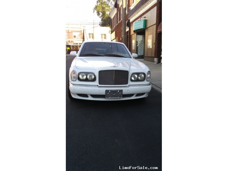 Used 2000 Bentley Arnage Sedan Limo  - Lyndhurst, New Jersey    - $34,000