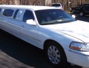 2003, Lincoln Town Car, Sedan Stretch Limo