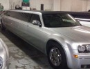 2005, Chrysler 300, Sedan Stretch Limo, Royal Coach Builders