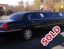 Used 2003 Lincoln Town Car Sedan Stretch Limo Royale - Sterling, Virginia - $5,500