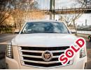 Used 2015 Cadillac Escalade SUV Stretch Limo Top Limo NY - WHITESTONE, New York    - $118,000