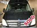 Used 2013 Mercedes-Benz Sprinter Van Shuttle / Tour Battisti Customs - napa, California - $43,500
