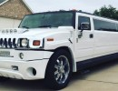 2005, Hummer H2, SUV Stretch Limo, Elite Coach