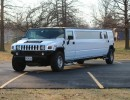 2005, Hummer H2, SUV Stretch Limo, Executive Coach Builders