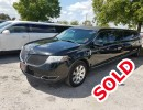 Used 2013 Lincoln MKT Sedan Stretch Limo Executive Coach Builders - orlando, Florida - $38,999
