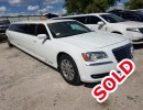 Used 2013 Chrysler 300 Sedan Stretch Limo Imperial Coachworks - orlando, Florida - $37,500.00