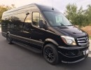 Used 2014 Mercedes-Benz Sprinter Van Limo Classic Custom Coach - corona, California - $67,000