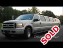 Used 2005 Ford Excursion Truck Stretch Limo Authority Coach Builders - r henrietta, New York    - $18,900