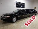 2004, Lincoln Town Car, Sedan Stretch Limo, Viking